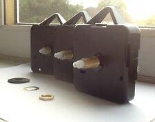 EZ DIY Replacement Quartz Repair clock mechanism motor & fittings parts 24-135mm