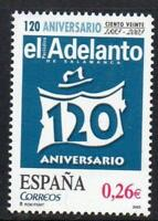 Spanish Stamps - 2003 120thAnniv Of El Adelanto De Salamanca Newspaper In MNH