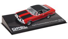 OPEL Commodore A coupé GSE 1:43 SCALE DIECAST MODEL CAR IXO EAGLEMOSS -1