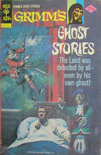Grimm's Ghost Stories #31 Gold Key Comic Bronze Age 1976 FN/FN+ Horror