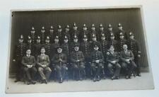 POLICE LIVERPOOL REAL PHOTO c 1910-20 H DIVISION     705