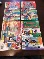 1976-1977 ARCHIE SERIES COMICS - LOT OF 4