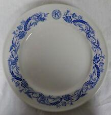Vintage Kiwanis Club Avonworth PA. Mayer China 9 3/4 Inch Plate Restaurant Ware