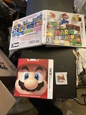 Super Mario 3D Land (Nintendo 3DS, 2011) Complete