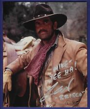 Bruce Campbell - Evil Dead/Briscoe County - Autographed Auto Color 8 X 10 Photo