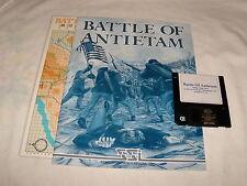 Battle of Antietam (PC/IBM, 1986) 3.5 floppy disk