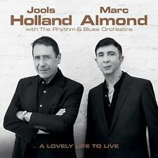 Jools Holland & Marc Almond - A Lovely Life To Live (NEW CD)