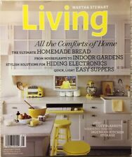 MARTHA STEWART LIVING ~JANUARY 2008~#170~ ALL THE COMFORTS OF HOME~