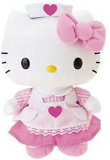 Hello Kitty Nurse Outfit Plush Soft Toy
