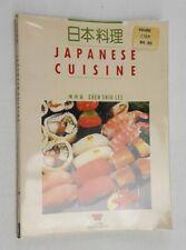 Japanese Cuisine by Chen Shiu-Lee