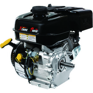 XtremepowerUS 7HP 212CC Gas powered Go Kart Log Splitter water pump Engine motor