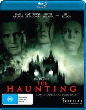 The Haunting (Blu-ray) Liam Neeson. Catherine Zeta-Jones NEW/SEALED