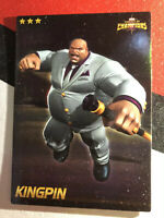 Marvel Contest of Champions Dave & Busters Non-Foil Card 42/75 Kingpin