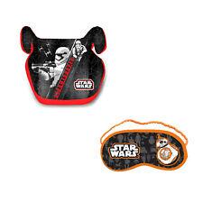 Kindersitzerhöhung Schlafbrille Reisebrille STAR WARS Autoset Kinder Komfort