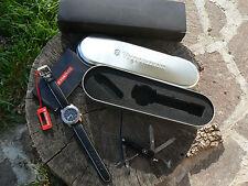 NUOVO Victorinox set orologio e coltellino multiuso 4.7033.13803