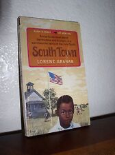 South Town by Lorenz Graham (Signet Key #KD504,4'th Prnt.Copyright 1958,PB)