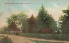 Monterey PA * Hotel Blue Ridge Mts. 1909 * Sabillasville MD near Pen Mar