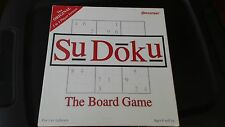 SUDOKU THE BOARD GAME new sealed Pressman