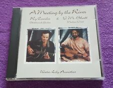 Ry Cooder & V.M.Bhatt ~ A Meeting By The River ( Water Lily Acoustics ) Cd