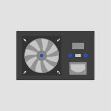 EN/SC-10T ASANTE EATHERNET TO SCSI ADAPTER