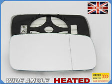 Volvo 740 /760/940 1982-1992 Wing Mirror Glass Aspheric HEATED Right Side #P002