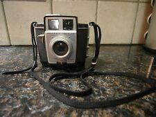 Vintage Kodak Brownie Twin 20 Camera with Supermite Flash Holder 1960's