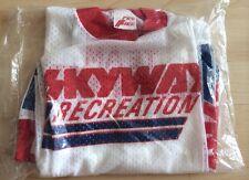 Vieja escuela de BMX-nos Skyway Racing Jersey-Haro Kuwahara jmc Hutch GT VDC se
