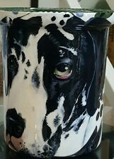 Custom Ceramic Dog urn pet urn Jar for ashes Great Dane urns any Breed large