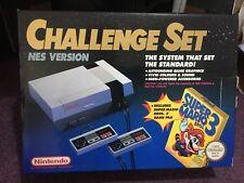 Nintendo NES Challenge Set Super Mario Bros 3 Limited Edition Boxed Retro