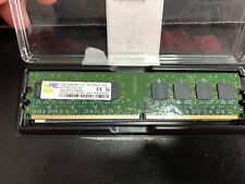 1x Memoria Ram AE 1GB DDR2 667 CL5 PC2-5300U-555 ram memory