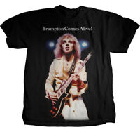 Peter Frampton Comes Alive Classic Rock Singer Musician Music T Shirt FRA-1001