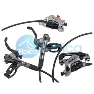 New 2021 Shimano XTR BR-M9120 4-Piston Hydraulic Disc Brake set Front+Rear