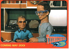 THUNDERBIRDS PROMOTIONAL CARD P1