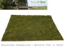Lars op't Hof Summer Pasture Short Static Grass Mat Model Scenery 10.22.23 HO