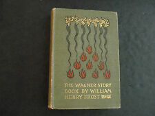 The Wagner Story Book By William Henry Frost(HC, 1894)