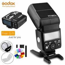 Godox TT350F TTL Flash Speedlite+ X1T-F Trigger Transmitter Kit for Fuji X-Pro2