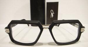 Cazal 6004 Eyeglasses Frames Color 002 Matt Black Authentic New
