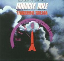 TANGERINE DREAM - Miracle Mile - CD