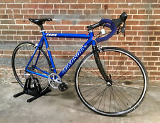 Windsor Fens Aluminum Road Racing Bike w/ Carbon Fork - 56cm Blue