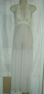 Beautiful & Sexy Baby-Doll Nightgown Halter Style by Frederick's of Hollywood
