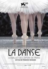 LA DANSE: THE PARIS OPERA BALLET Movie POSTER 11x17 Swiss