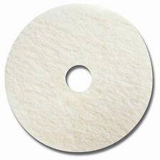 """Glit Floor Superpad Weiß 11"""" 280 mm Reinigungspad Pad Reinigung Maschinenpad"""