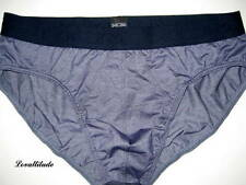 HOM SLIP BLEU TAILLE FR/4 JEAN BLUE BRIEF USA/M GB/34 EUR/5