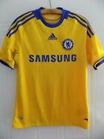 Chelsea FC Football Jersey Shirt Original 2007 2008 Adidas Away Cornelius Top