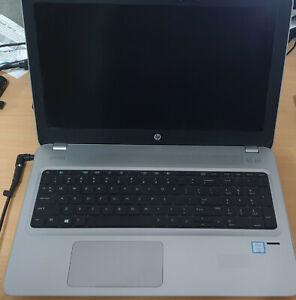 HP Probook 450 G4 I7, 8GB RAM, 256GB NVME Windows 10