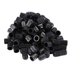Bouchons de tige de valve de pneu noirs