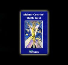 TAROCCO DI THOTH DI ALEISTER CROWLEY - ALEISTER CROWLEY THOTH TAROT