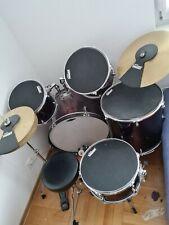 Schlagzeug gebraucht Lieferung möglich