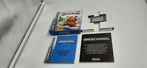 Jeu Nintendo Game Boy Advance GBA Advance Wars complet