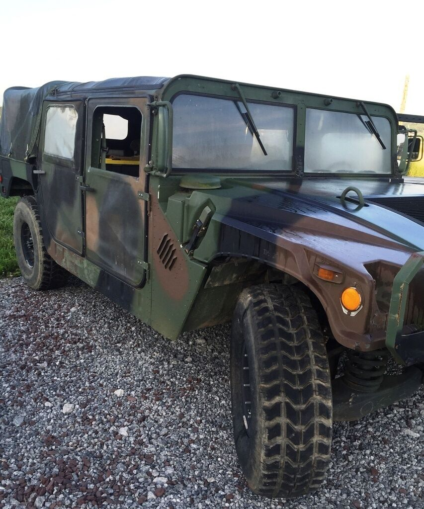 Hummer Humvee Parts and More